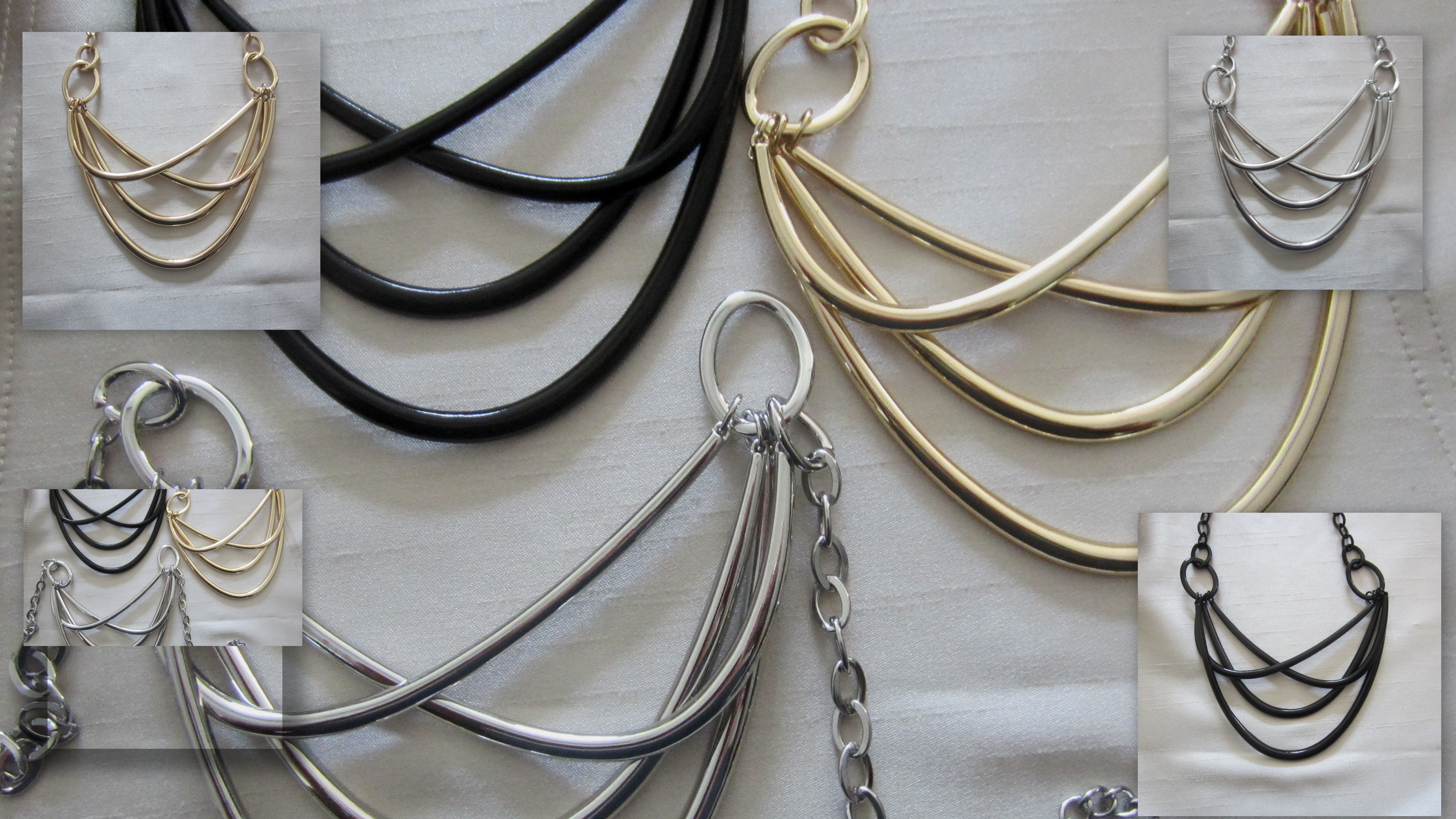 Wire Cuff & Trapeze Necklace! Beautiful! - Blogs & Forums